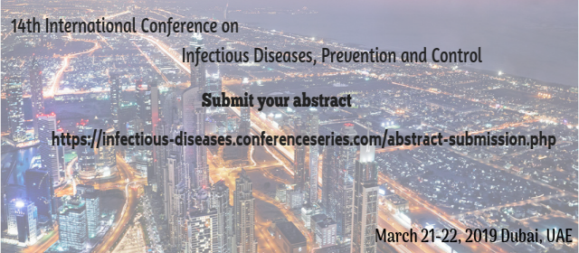 14th International Conference on  Infectious Diseases, Prevention and Control