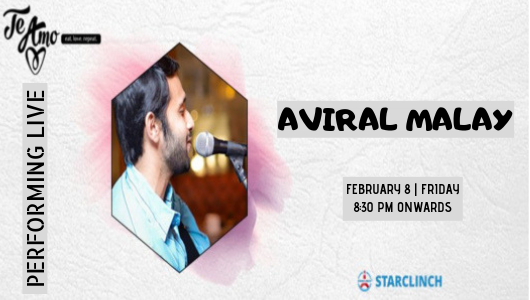 Aviral Malay - Performing LIVE At Te Amo, Khel Gaon