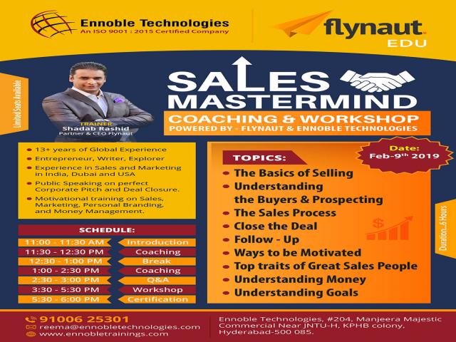 Sales Mastermind