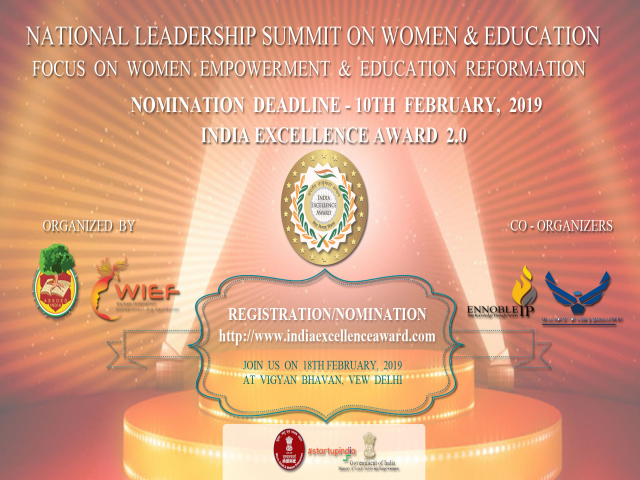 NATIONAL LEADERSHIP SUMMIT ON WOMEN & EDUCATION