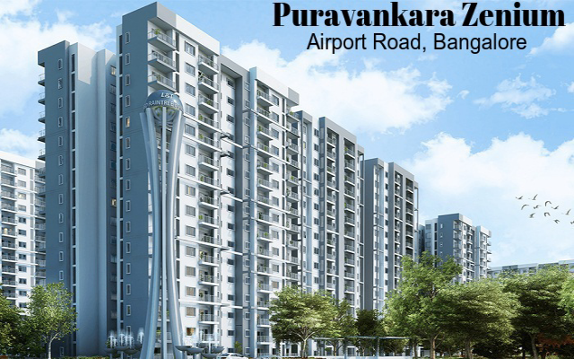 Puravankara Zenium New Luxurious Project Launched in Bangalore