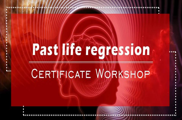 Past Life Regression Certificate Workshop