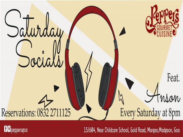 Saturday Socials 16th February 2019