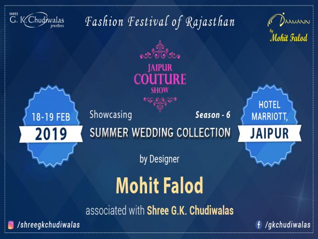 Jaipur Couture Show - Season 6
