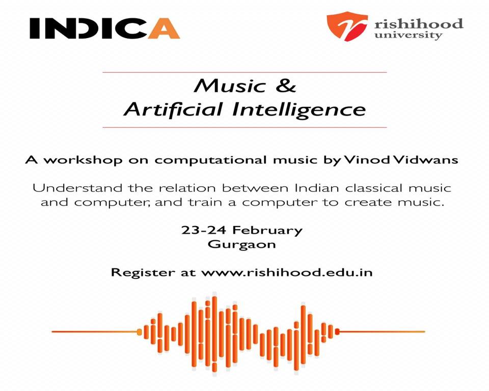 Computational Music Workshop