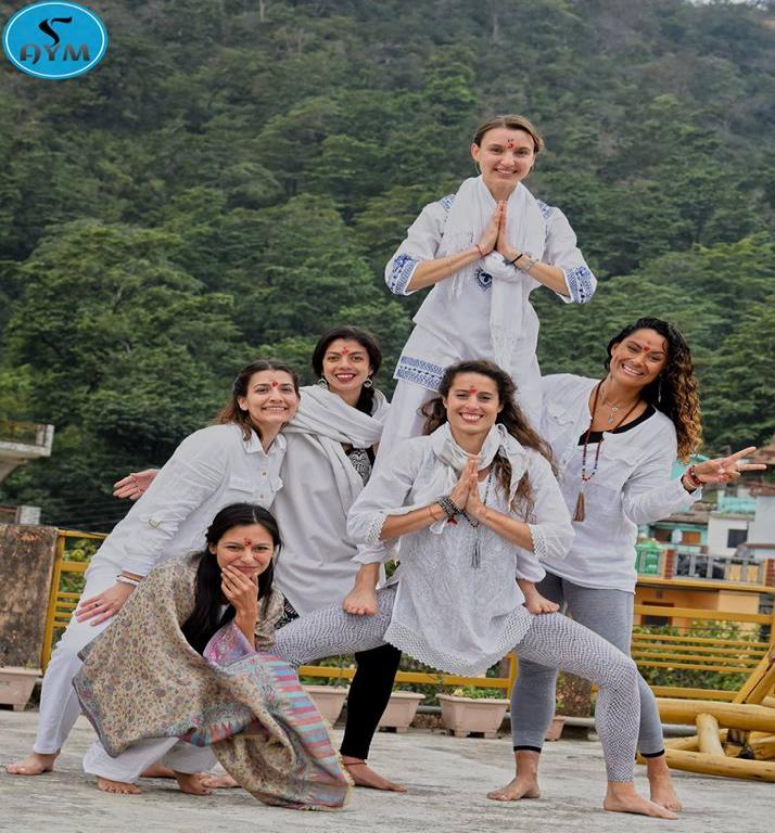 Yoga Retreat in India, Rishikesh