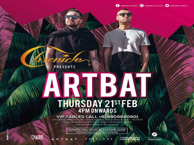 ArtBat at Chronicle