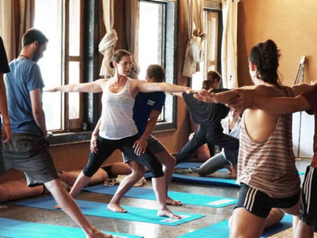 300 Hour Yoga Teacher Training in Rishikesh, India - 2019