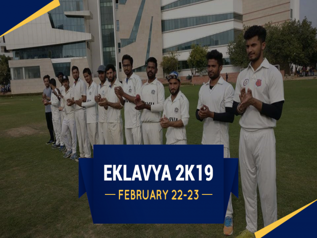 Eklavya Annual Sports Event 2019 | Suresh Gyan Vihar University