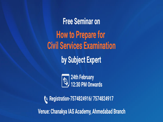 Get Expert tips to Clear Civil Services Exam