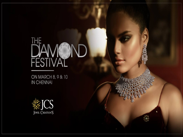 The Diamond Festival in Chennai