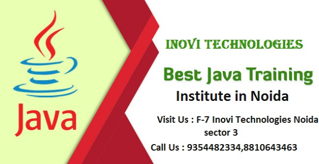 Best Java training institute in noida