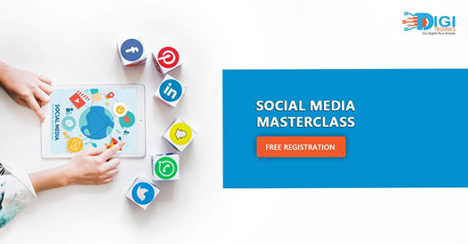 Social Media Masterclass 16th March