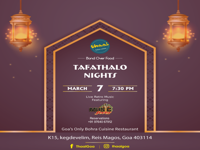 Tafathalo Nights 7th March 2019