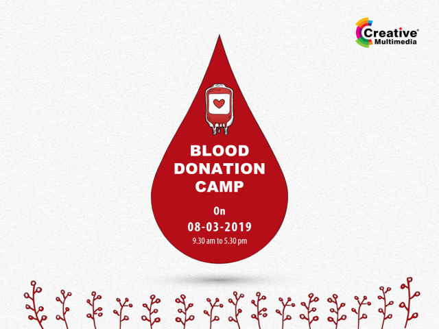 Save the children affected with 'Thalassemia' - Donate Blood.