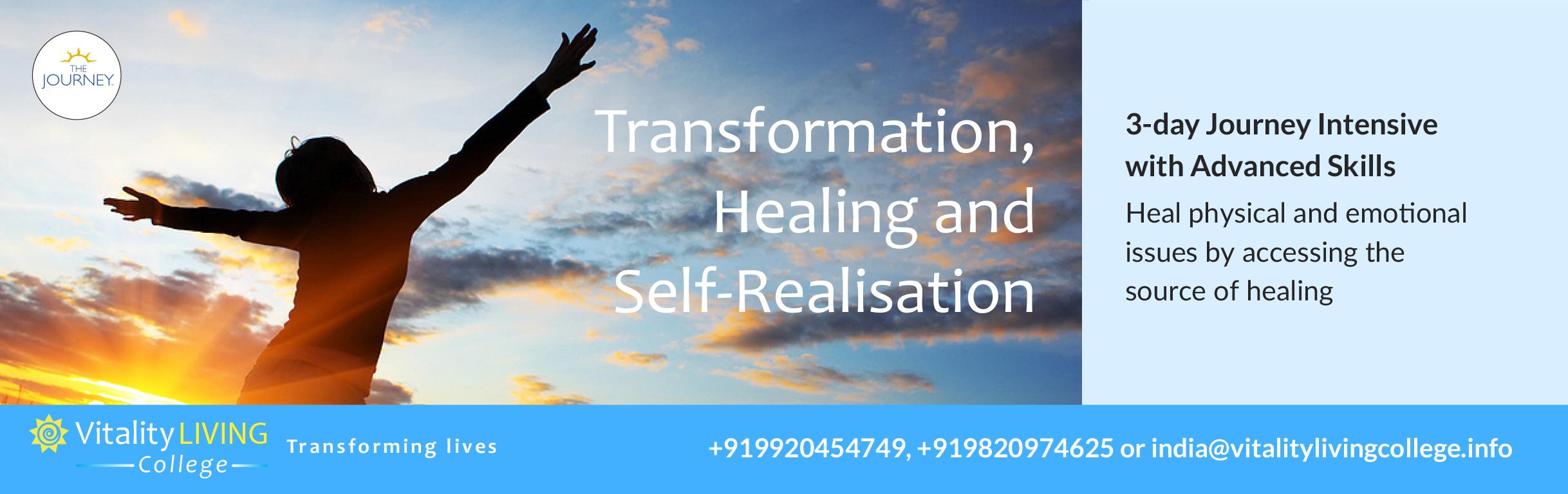 The Journey Healing Seminar Pune 2019