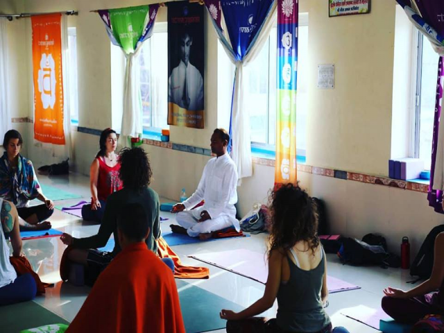 Hatha Yoga Teacher Training Course in Rishikesh India