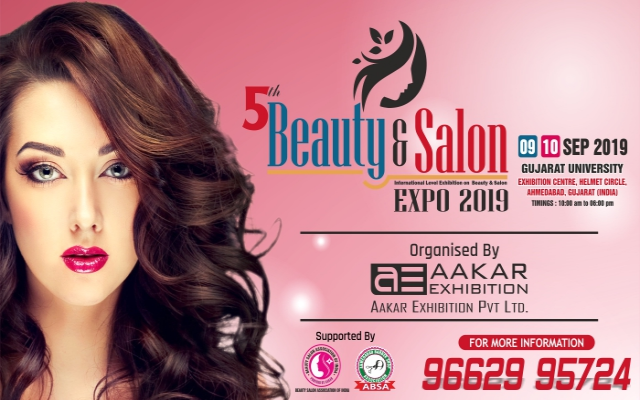 5th Beauty & Salon Expo 2019