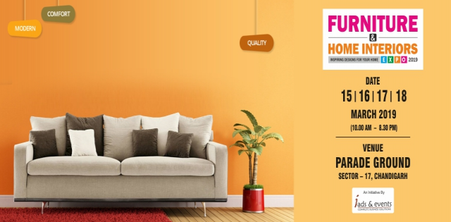 Furniture and Home Interior Expo - Chandigarh
