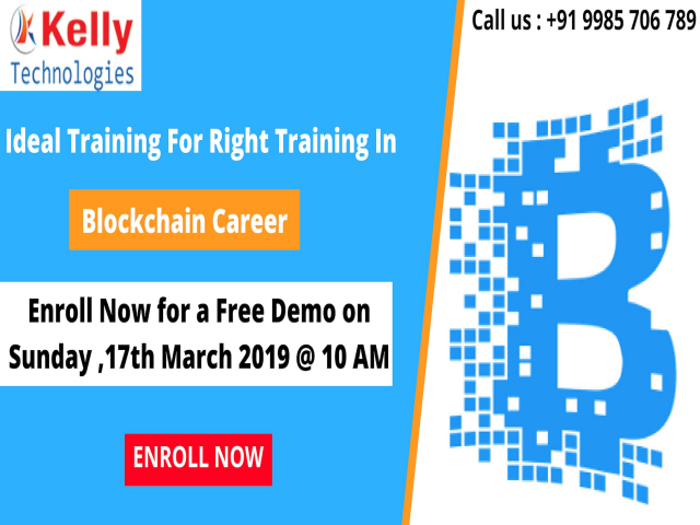 Blockchain Training in Hyderabad | Blockchain Course in Hyderabad