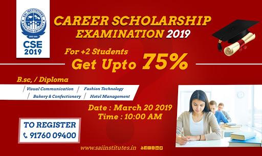 Career Scholarship Exam