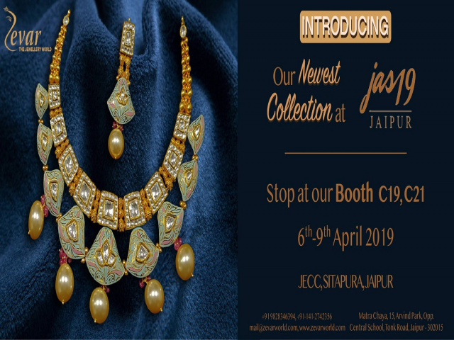 Jewellers Association Show -Zevar - The Jewellery World