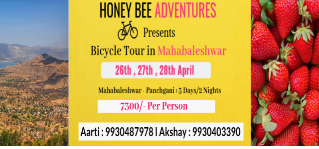 Bicycle Tour in Mahabaleshwar & Panchgani