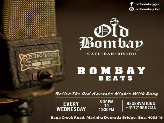 Bombay Beats Karaoke Night 27th March 2019