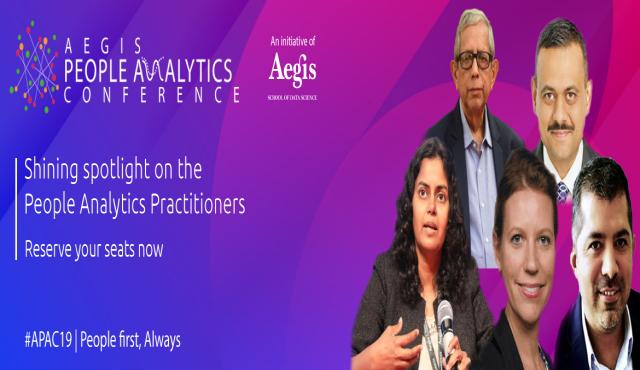 Aegis People Analytics Conference