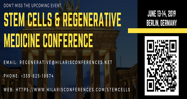 Stem Cells & Regenerative Medicine Conference