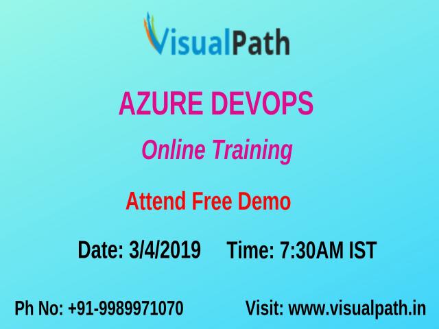Azure DevOps online trainig