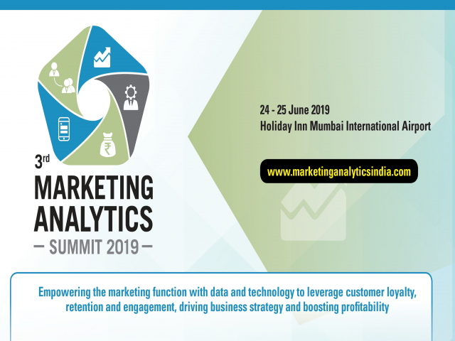 3rd MARKETING ANALYTICS SUMMIT