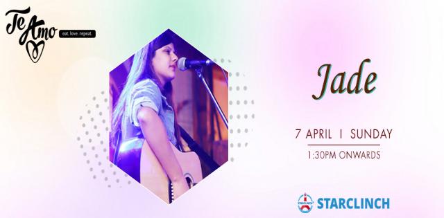 JADE - Performing LIVE At Te Amo