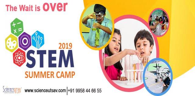 Summer Workshop in Vishakhapatnam.