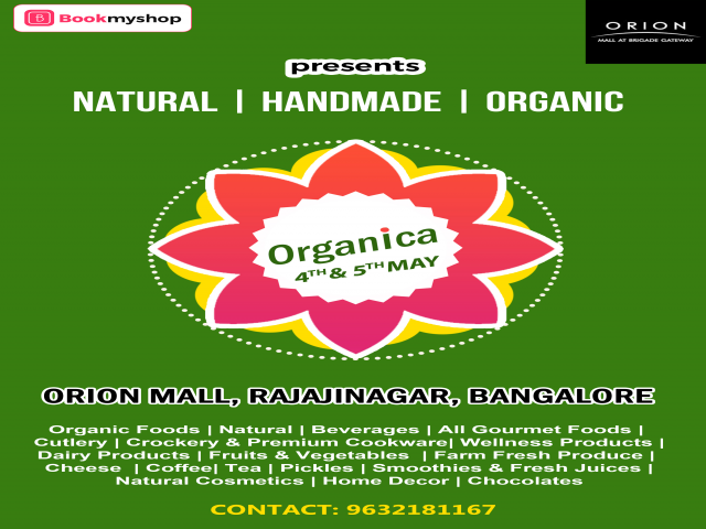 Organica-Natural-Handmade-Organic Products