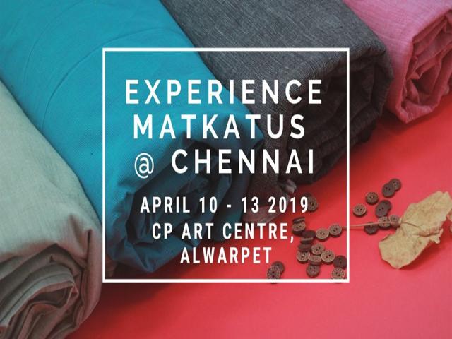 Experience Matkatus @ Chennai (April 2019 Edition)