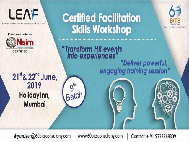 Upcoming 9th Batch on 21st & 22nd June 2019