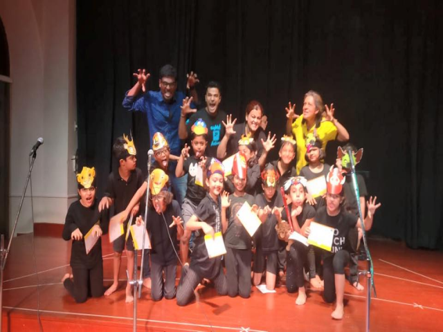 Summer Musicals Speech & Drama Workshops By Helen O'Grady International