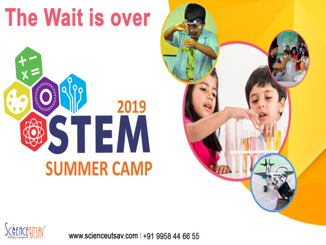 Summer Camp 2019 in Matunga,Mumbai-Senior Inventor