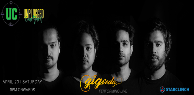 Gigveda - Performing LIVE at Unplugged Courtyard, Gurugram