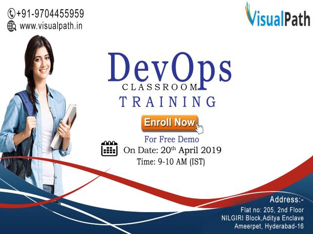 DevOps Training institute in Hyderabad | Best DevOps Project Training