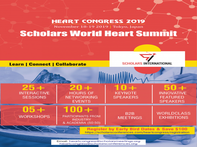 Scholars World Heart Summit