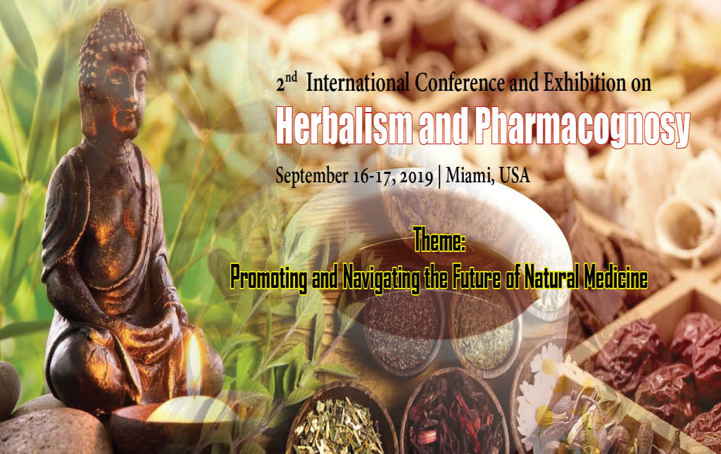 2nd  International Conference and Exhibition on Herbalism and Pharmacognosy