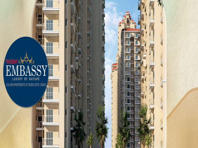 Book Your Home in Trident Embassy in Noida Extension