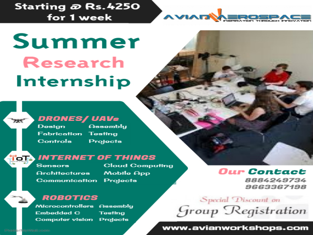 Summer Research Internship