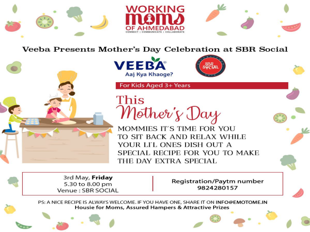 CHEF PARTY ON MOTHERS DAY 2019