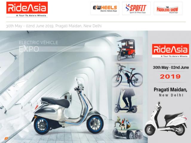 Ride Asia 2019