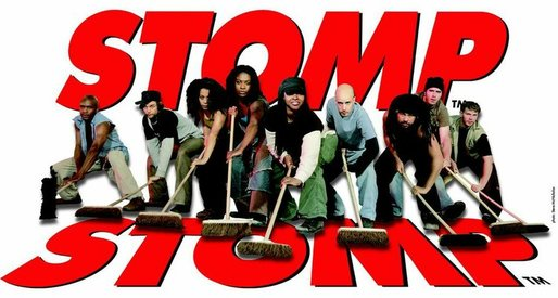 Stomp New York Tickets
