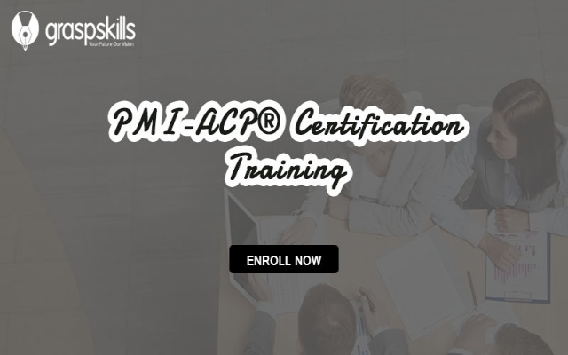 PMI-ACP CERTIFICATION TRAINING COURSE IN BANGALORE