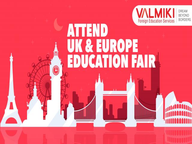 UK & Europe Education Fair